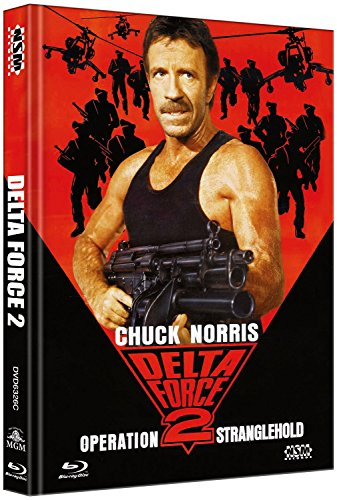 Delta Force 2 - uncut (Blu-Ray+DVD) auf 333 limitiertes Mediabook Cover C [Limited Collector's Edition] [Limited Edition] - Begonia-arten