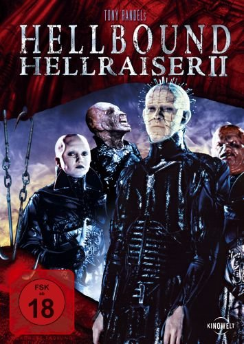 Hellbound - Hellraiser II (gekürzte Fassung)