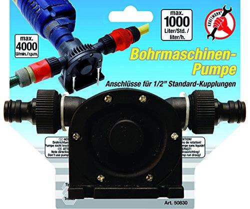 Preisvergleich Produktbild Kraftmann Bohrmaschinen-Pumpe 50830