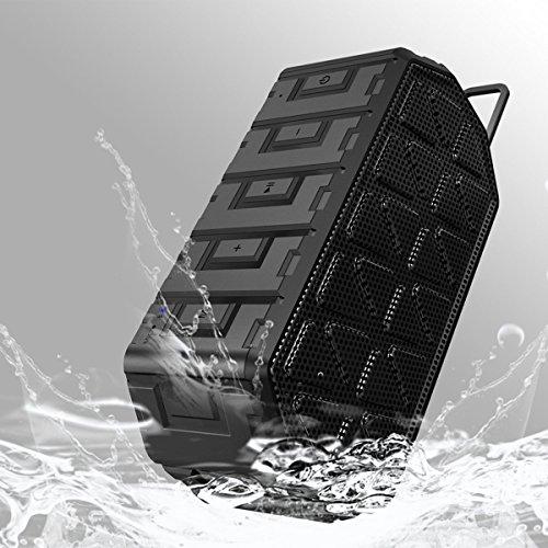 Drahtlose bluetooth lautsprecher mini outdoor sport wasserdicht stoßfest freisprecheinrichtung lautsprecher deep bass sound box