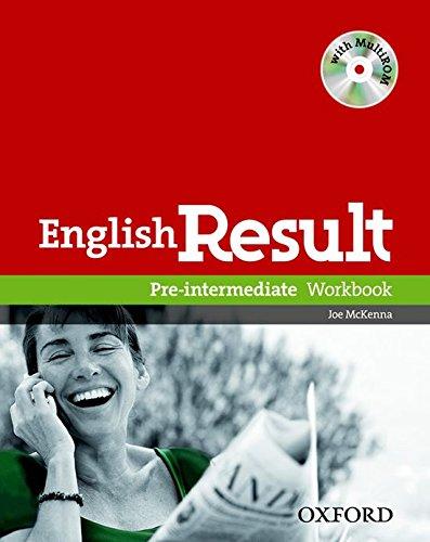 English result. Pre-intermediate. Workbook. With key. Per le Scuole superiori. Con Multi-ROM