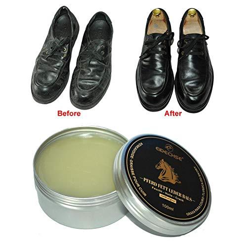 Kathariiy 100 ML multifunzionale seggiolino auto pelle riparazione cera naturale vegetale olio di palma pasta scarpe in pelle smalto lucidante cera rinnovato detergente crema forsale