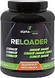 RELOADER - Post Workout Shake mit Maltodextrin, Whey Protein, BCAA, Creatin, L-Glutamin - 1000g - (Grapefruit Geschmack) - essentielle Aminosäuren, Vitamin B6 und Magnesium - Nährstoffe für Muskelaufbau und schnelle Regeneration