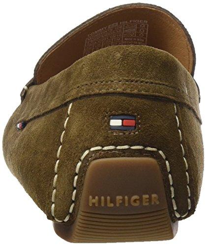 Tommy Hilfiger Herren M2285onte 10b Slipper Braun (Beige Shitake)