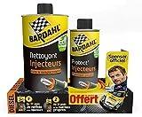 PROMO Nettoyant injecteurs DIESEL 1L + Protect' Injecteurs 300mL OFFERT édition Sébastien Loeb