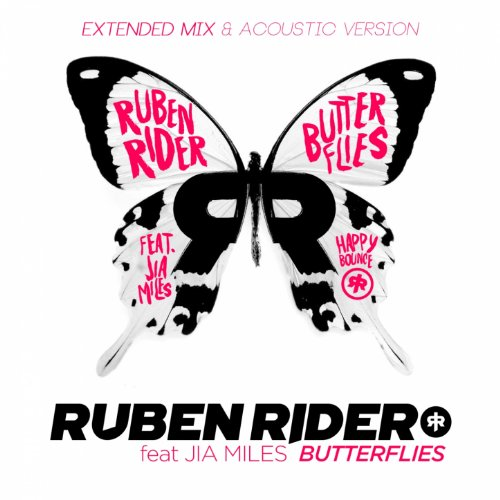 Im Rider Song Download Mp3: Butterflies (feat. Jia Milles) [Maken Row Acoustic Version