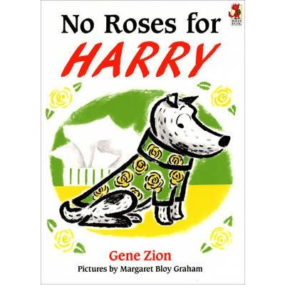 no-roses-for-harry-author-gene-zion-published-on-october-2000
