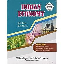 Mishra Puri Indian Economy Ebook