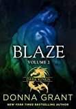 Blaze: Volume 2: A Dragon Romance (Dark Kings)