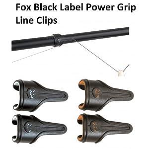 Fox Black Label Power Grip Line Clips