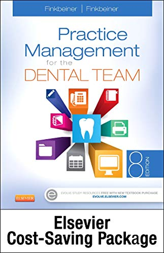 Practice Management for the Dental Team - Text and Workbook Package - Ms-team 8.