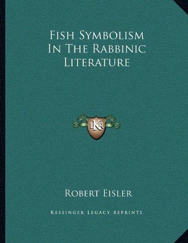 Fish Symbolism in the Rabbinic Literature