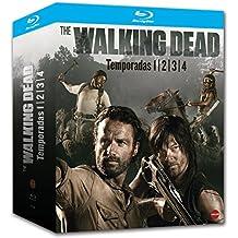 Pack The Walking Dead - Temporadas 1-4
