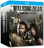 Pack The Walking Dead - Temporadas 1-4 [Blu-ray]