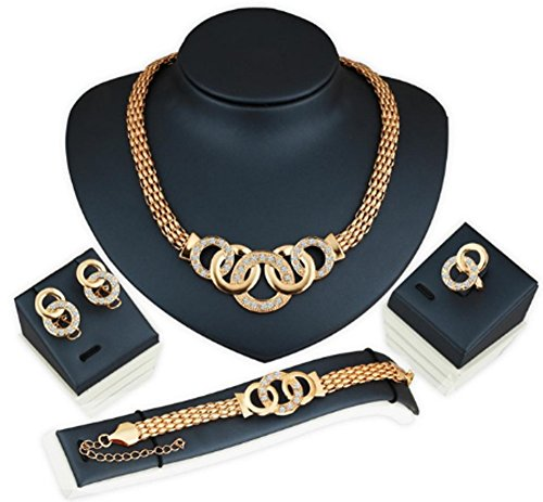 saysure-gold-vintage-jewelry-sets-nigerian-african-collier-women