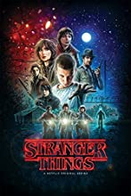 Póster Stranger Things - A Netflix Original Series (61cm x 91,5cm) + embalaje para regalo