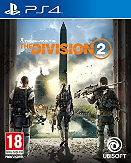Tom Clancy's the Division 2 (B07FLG9Z17) | Amazon price tracker / tracking, Amazon price history charts, Amazon price watches, Amazon price drop alerts