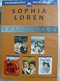 DVD Box - Sophia Loren Collection 5 Titel (GB)