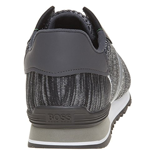Boss Green Parkour_runn_sykn 10197519 01, Sneakers Basses Homme Gris (Dark Grey 21)