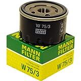 Mann-Filter W 75/3 Filtro de Aceite