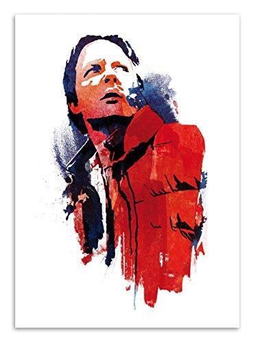 Ck-poster (Poster–Zurück in die Zukunft–Marty McFly–50x 70cm)