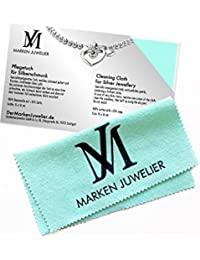 Silver brand jewellery polishing cloth, jewellery cleaning cloth