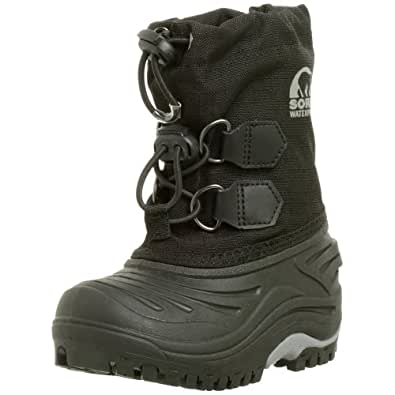 b1a9a02b6446 ... Sorel Super Trooper 1518 - Waterproof Winter Boot (Toddler Little Kid Big  Kid)