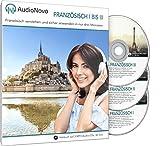 AudioNovo Französisch I ? III: In nur 3 Monaten schnell und einfach Französisch lernen ? Audio-Sprachkurs Französisch für Anfänger und Fortgeschrittene (Französisch Sprachkurs, Hörbuch 44 Std. MP3-Audio) -