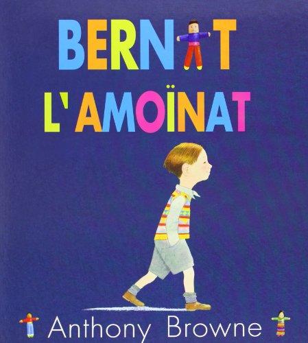 Bernat Lamonat (A la Orilla del Viento) por Anthony Browne
