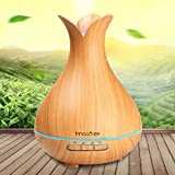 Best Diffuseurs - InnooCare Diffuseur d'Huiles Essentielles 300ml Silencieux Humidificateur d'Air Review