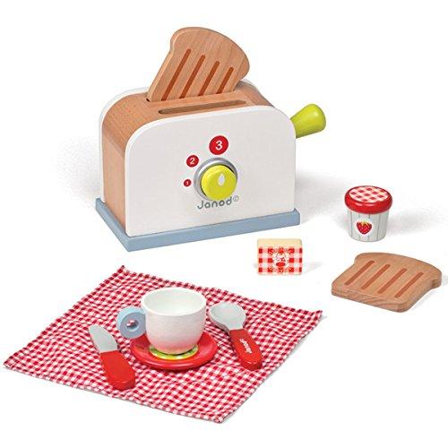 Janod Picnik tostadora de juguete (08506541)