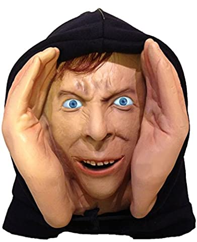 Halloween Props & Pranks Scary Peeper Peeping Tom | True To Life Hang on Window Scary Halloween