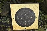 BDS Schießscheibe Nr. 5. Pistole 25/50 m. ISSF. Präzision 300 Stück