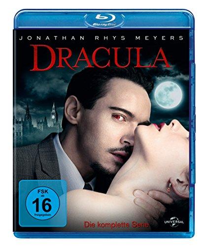 Dracula -  Die komplette Serie (Geschichte Professor Kostüm)