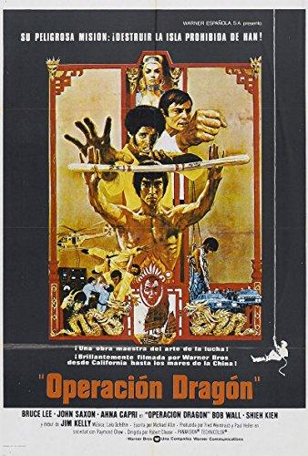 Operación Dragón: 40 Años - Edición Aniversaria [Blu-ray]