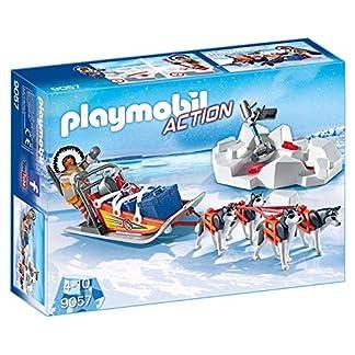 Playmobil Action Trineo de Huskys