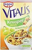 Dr. Oetker Vitalis Großpackung Knusper Müsli, 1.5 kg