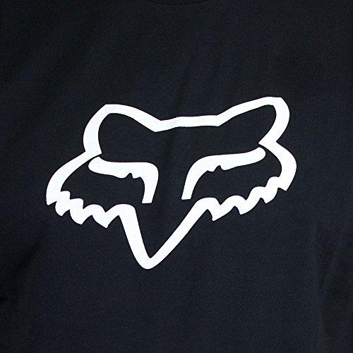 Fox T-Shirt Legacy Foxhead schwarz Schwarz