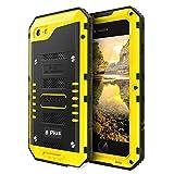 Beeasy Coque iPhone 6 Plus/ 6s Plus Antichoc Étanche,Version Mise à Jour...