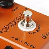 Andoer Caline CP-18 orange Overdrive pré AMP pédale pour guitare électrique