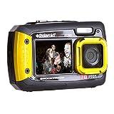 Polaroid Digitalkamera iE090 18MP schwarz/gelb