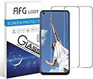 AFGLOOY 2Pack, Screen Protector Compatible with OPPO A52/ A72/ A92, Tempered Glass for OPPO A52/ A72/ A92, 9H