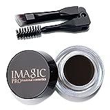 Cooljun Imperméable à l'eau de longue durée imperméable à l'eau de Sourcils de gel de sourcils d'Enhancers de maquillage (F)