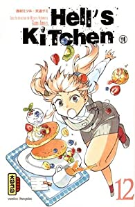 Hell's Kitchen Edition simple Tome 12