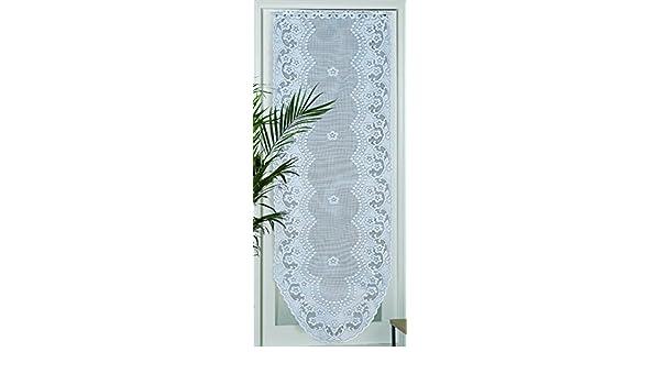 Dekorativer Kamaca Türpanneaux Türbehang Tür Panneaux Gardine