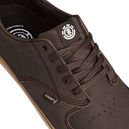Element Topaz C3, Herren Skateboardschuhe walnut premium