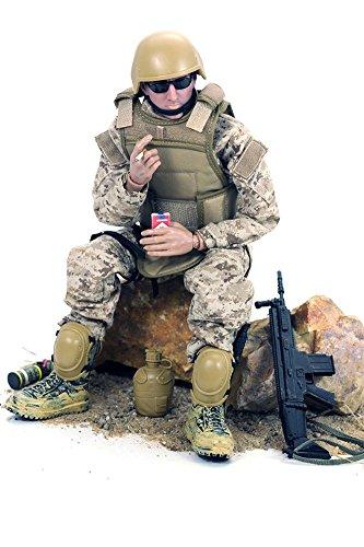 Baellar 12 '' Militärische Spezialeinheit Soldat Spielsets-Soldat in - Spielzeug Soldat Kostüm Kind & Kleinkind