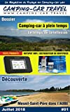 Camping-car Travel Magazine #01: Le Magazine du Voyage en Camping car (French Edition)
