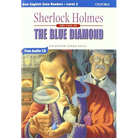 Sherlock Holmes: The Blue Diamond. Level 2. Con CD Audio. Per la Scuola media