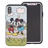 iPhone XS Max Coque [Heavy Drop Protection] Disney Mignon Couche Hybride [TPU + PC]...